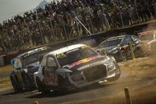 FIA World Rallycross Championship set to go all-electric