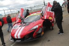 Balfe Motorsport McLaren 650S GT