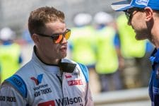 James Moffat - Porsche Carrera Cup Australia