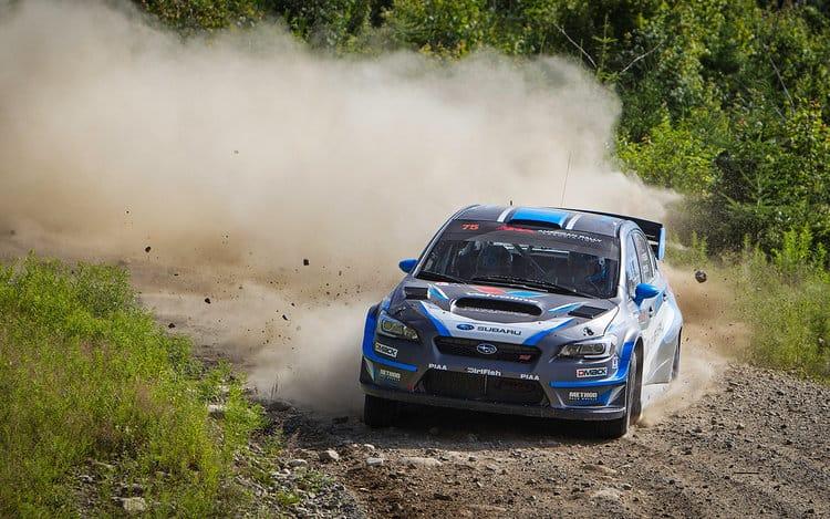 Subaru Rally Team Usa Reveals Huge Plans For 2018
