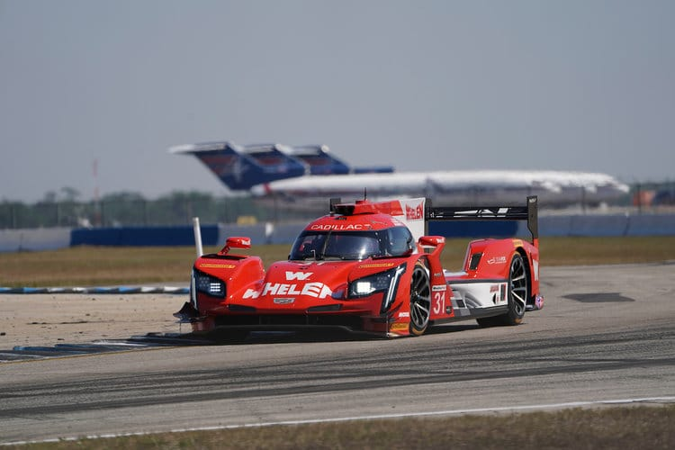 #31 Action Express Racing Cadillac DPi, P: Eric Curran, Mike Conway, Felipe Nasr