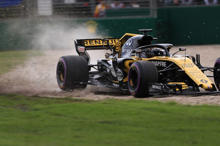 Carlos Sainz nearly vomited during Australian Grand Prix