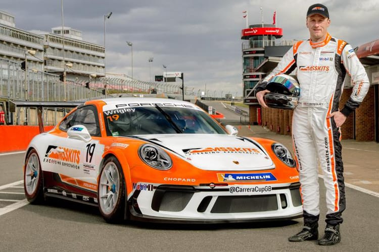 Wrigley Joins Jtr For Second Carrera Cup Gb Campaign The