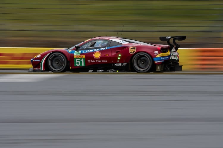 6 Hours of Fuji was the last victory the #51 AF Corse took in 2017, but that did not stop them claiming the GT Drivers' World Endurance Championship in the final race of the year.