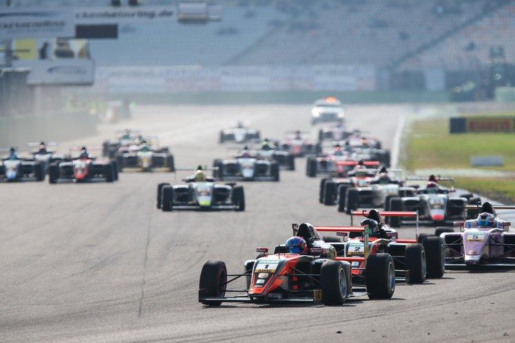 ADAC Formula 4 - Hockenheim - Felipe Drugovich