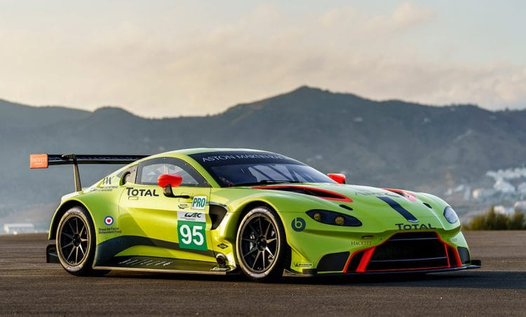 Aston Martin Racing have completed over 20,000km of testing mileage in their second-generation Vantage ahead of the World Endurance Championship 'Super Season'