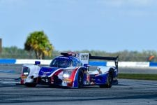 Alex Brundle rejoins United Autosports for Sebring