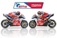 Alma Pramac Ducati Launch