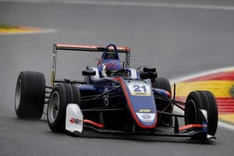 Ameya Vaidyanathan will race full-time for Carlin in 2018