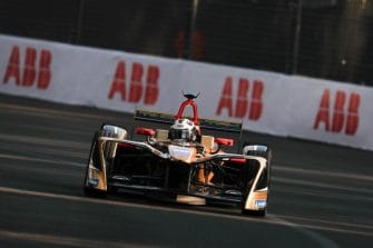 Andre Lotterer- Techeetah FE at Mexico City