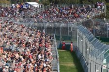 The Australian Grand Prix is set for a attendance boost in 2018