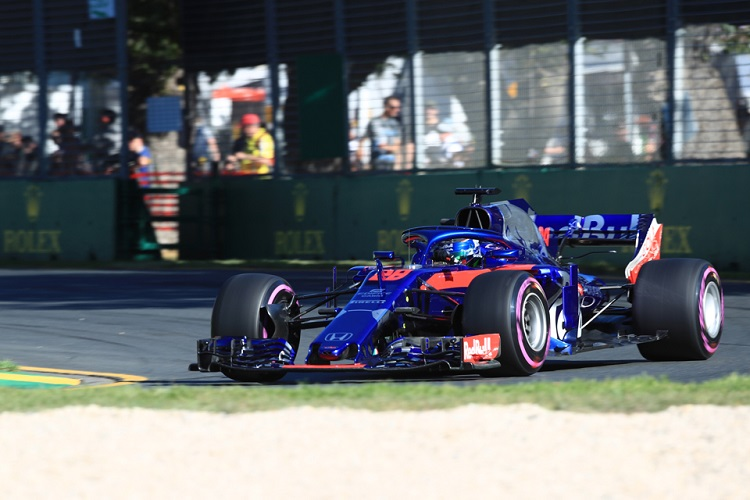 Brendon Hartley was the last finisher on Sunday