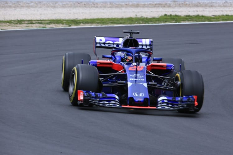 Toro Rosso Honda Could Surprise People In 2018 Hartley