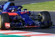 Red Bull Toro Rosso Honda had a positive pre-season