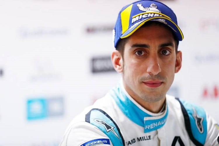 Buemi Looking To Continue Momentum Into Mexico The