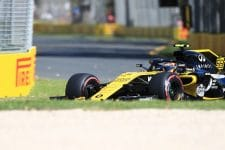 Carlos Sainz Jr. will start ninth in Australia