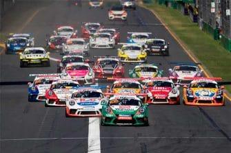 2018 Porsche Carrera Cup Australia 2018