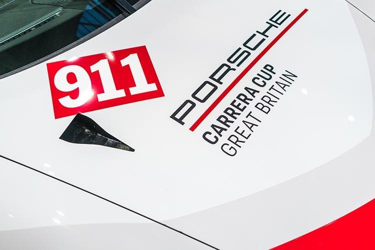 Carrera Cup GB 2018
