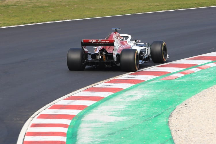 Alfa Romeo Sauber is targeting improvements in each Grand Prix of 2018