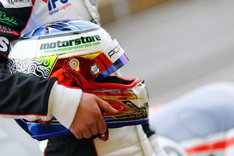 Daniel Harper - Porsche Carrera Cup GB