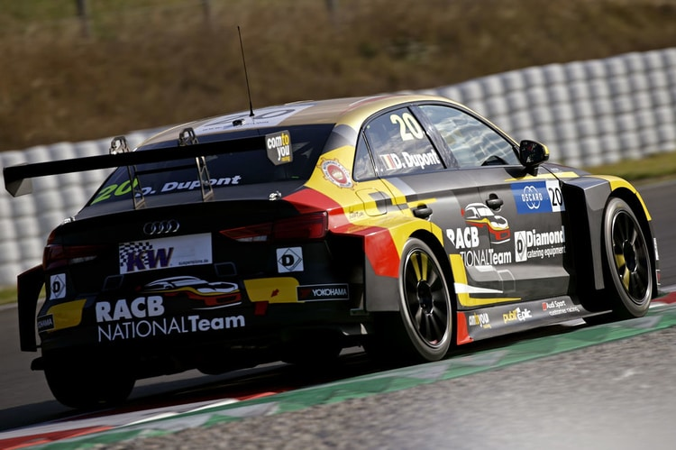 Comtoyou Racing have been in good form during pre-season testing.