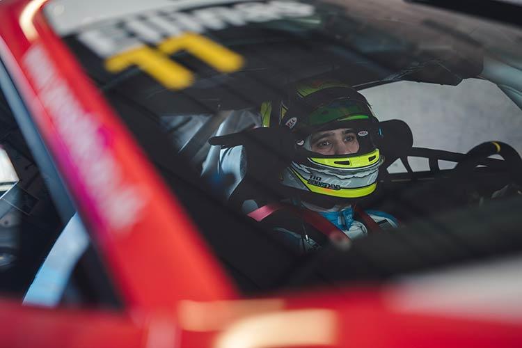 Tio Ellinas - DVF Racing - Carrera Cup GB 2018