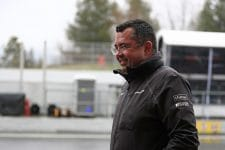 Eric Boullier has criticised Ferrari's appointment of Laurent Mekies from the FIA
