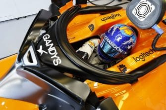 Fernando Alonso was eighth in both Friday Practice sessions