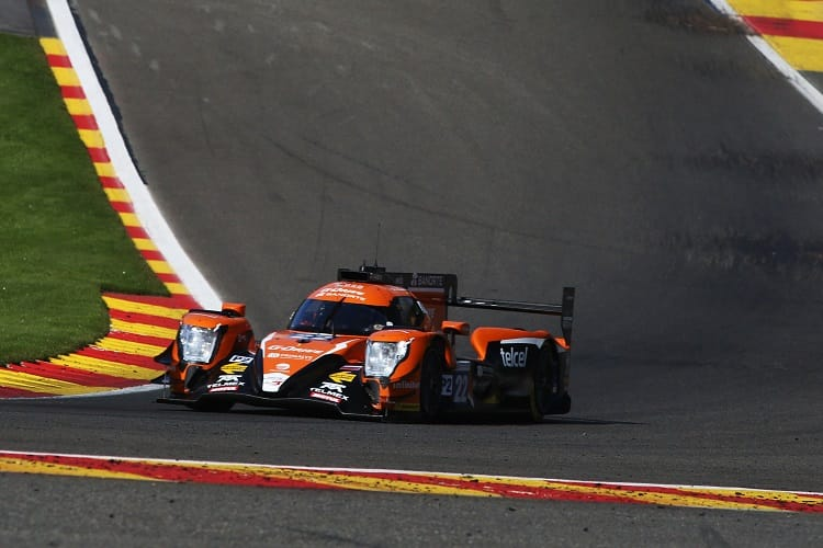 G-Drive Racing will field a silver-rated driver in 2018 alongside Vergne and Rusinov
