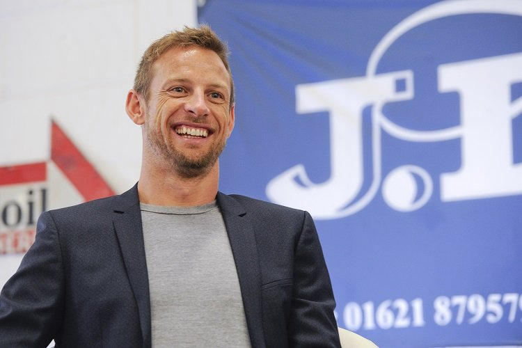 Button To Make Historics Debut With Jd Classics The
