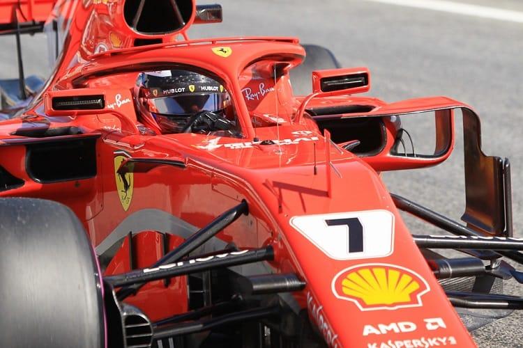 Kimi Raikkonen hopes Ferrari can hit the ground running in Australia this weekend