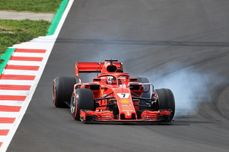 Kimi Raikkonen was fastest on the final day of pre-season testing