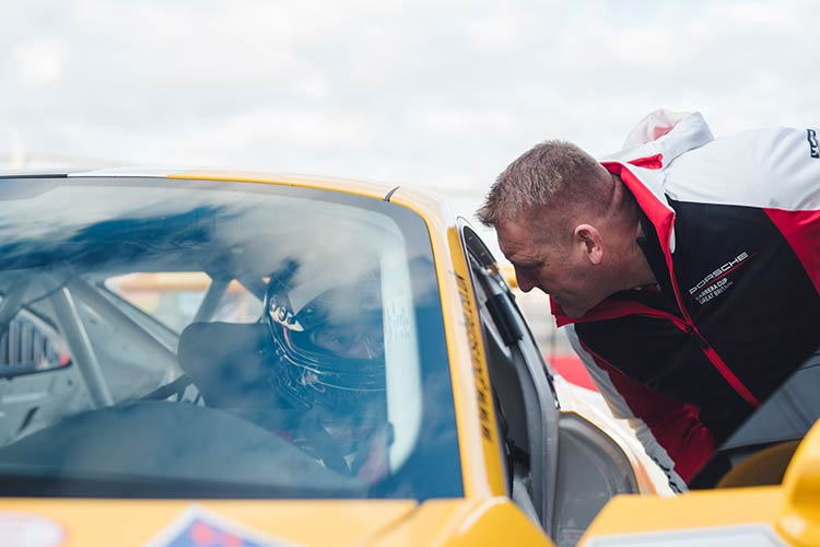Peter Kyle-Henney - Porsche Carrera Cup GB