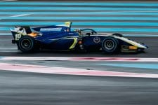Lando Norris was fastest on day one in France