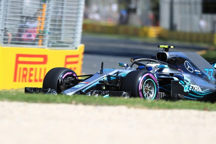 Mercedes and Hamilton in 'party mode' after pole stunner