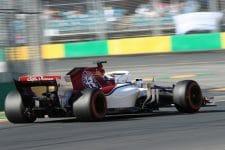 Marcus Ericsson will start seventeenth on Sunday