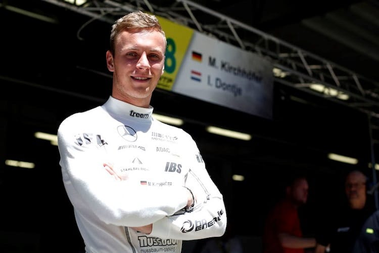 Marvin Kirchhofer will race for R-Motorsport in 2018