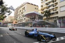 Sebastien Buemi wins 2017 Monaco ePrix