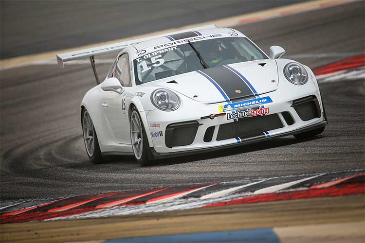 Tom Oliphant - Porsche GT3 Cup Challenge Middle East