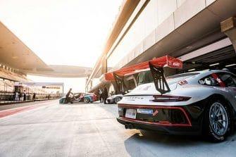 Porsche Carrera Cup Asia 2018 Launch