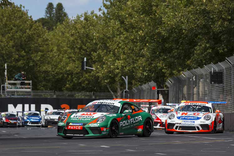 Carrera Cup Australia - Adelaide - Race 1