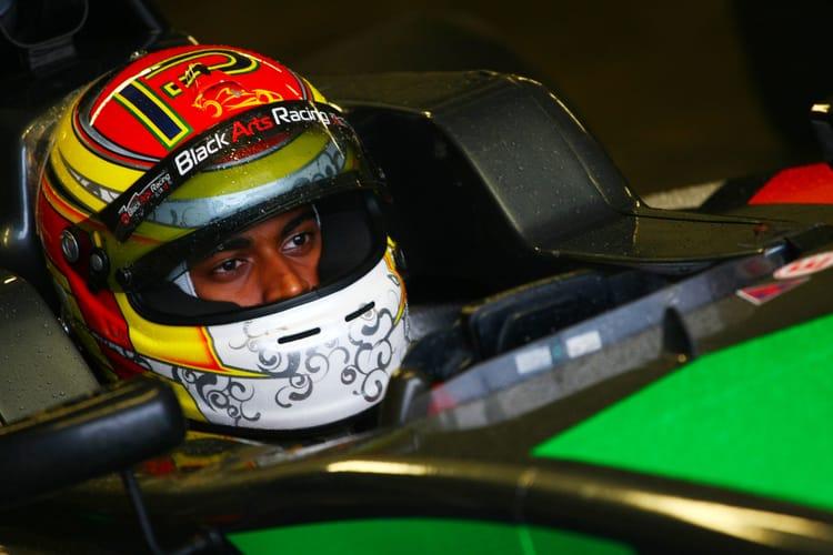Pavan Ravishankar - Double R Racing BRDC F3