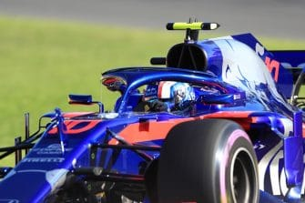 Pierre Gasly will start P20 on Sunday
