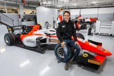 Ralph Boschung will race for MP Motorsport in 2018