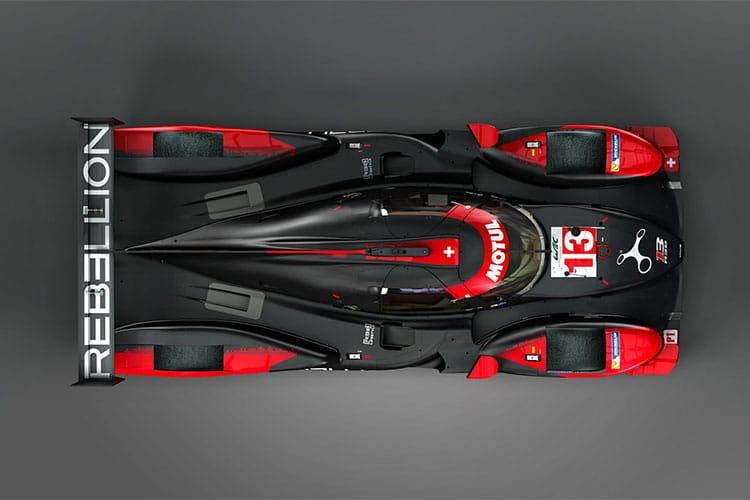 Rebellion Racing 2018