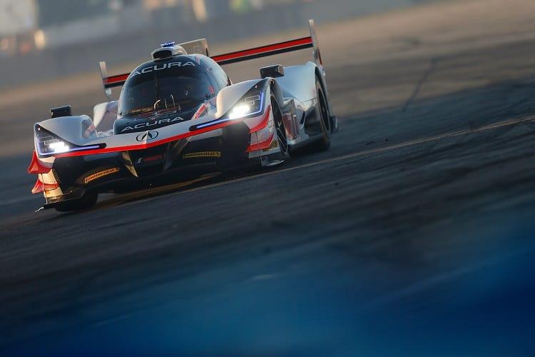 Both Acura Team Penske's retired at Sebring