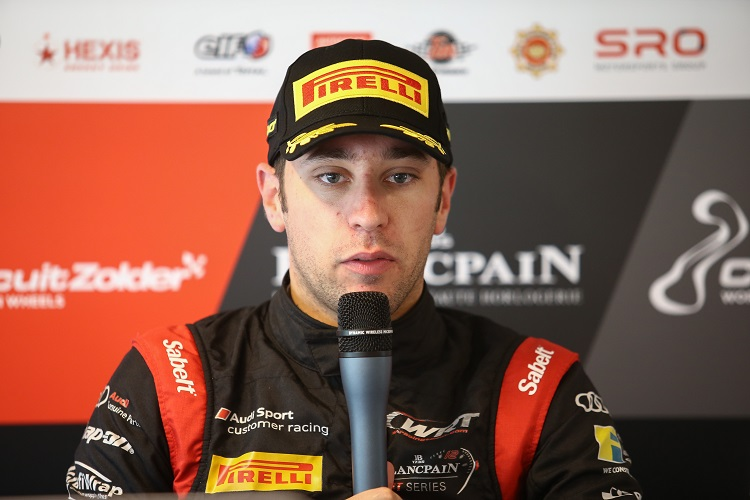Robin Frijns continues with Team WRT into 2018