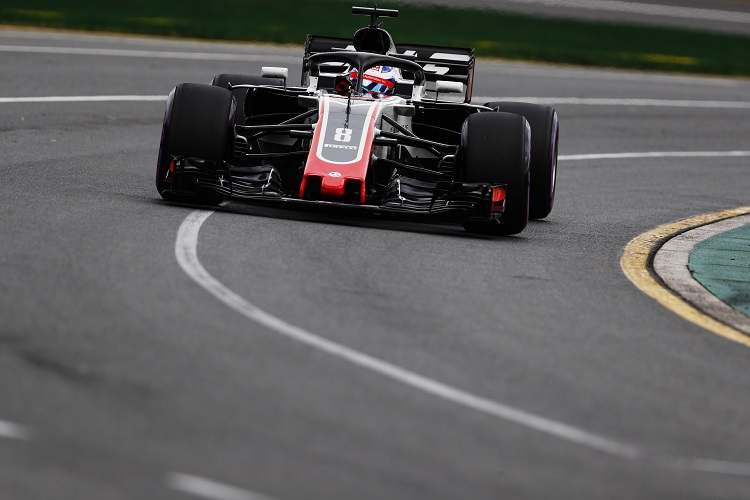 The Haas VF-18 is legal, according to Guenther Steiner