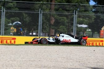 Romain Grosjean was impressive on day one in Australia