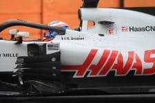 Romain Grosjean has spoken about using old tyres on standing restarts